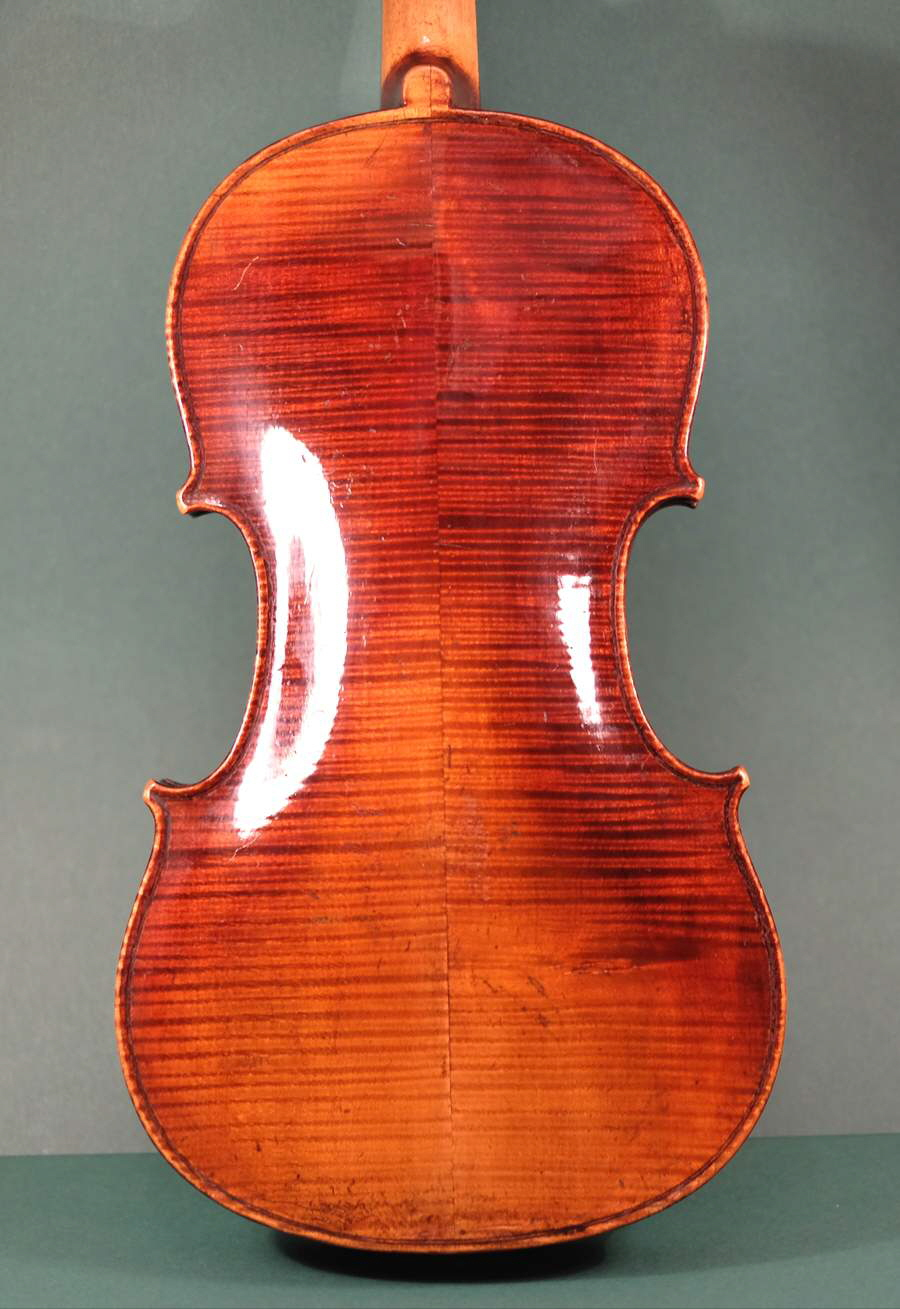 old italian violin violine geige violon violino viol n ebay. Black Bedroom Furniture Sets. Home Design Ideas